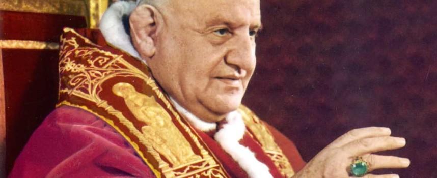 John XXIII – The inventor of Ostpolitik