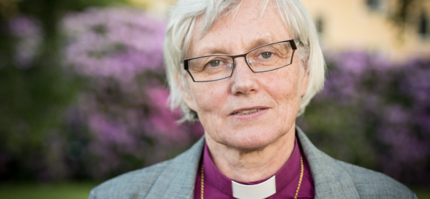 A woman archbishop in Sweden