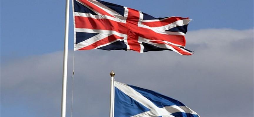 Scotland between UK and EU