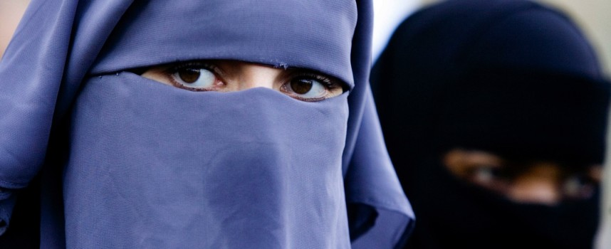 The burqa debate and the human face
