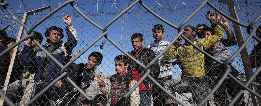 Libya: Europe please knock once