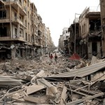 Condemnation of crucifixions in Syria