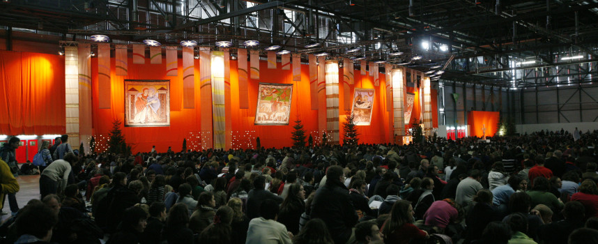 Taizé back to Prague