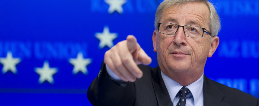 Juncker's plan for kick-starting investment
