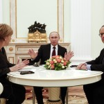 Europe capitulates to Putin