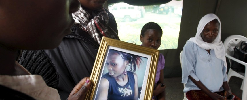 The cry of the dead of Garissa