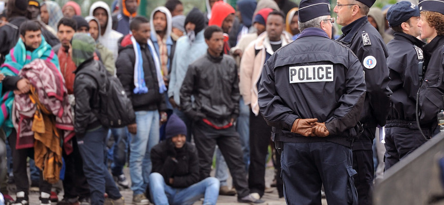 "Calais, the other ""Lampedusa"" of Europe"