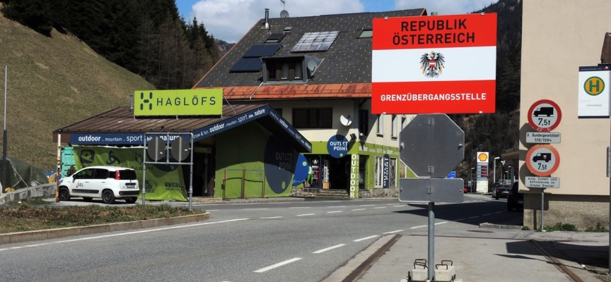Austria: the word changes, but it is a wall