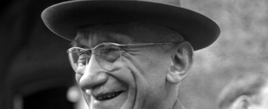The strength of Robert Schuman