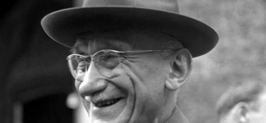 The strength of Robert Schuman