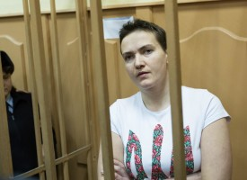 Casus Savchenko: a symbol for Russia and Ukraine
